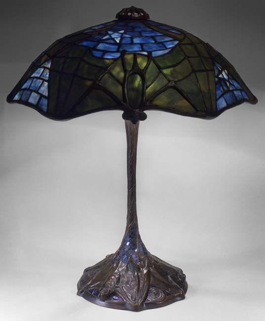 glass bat lamp