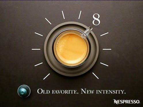 New Fortissio Lungo. #Nespresso
