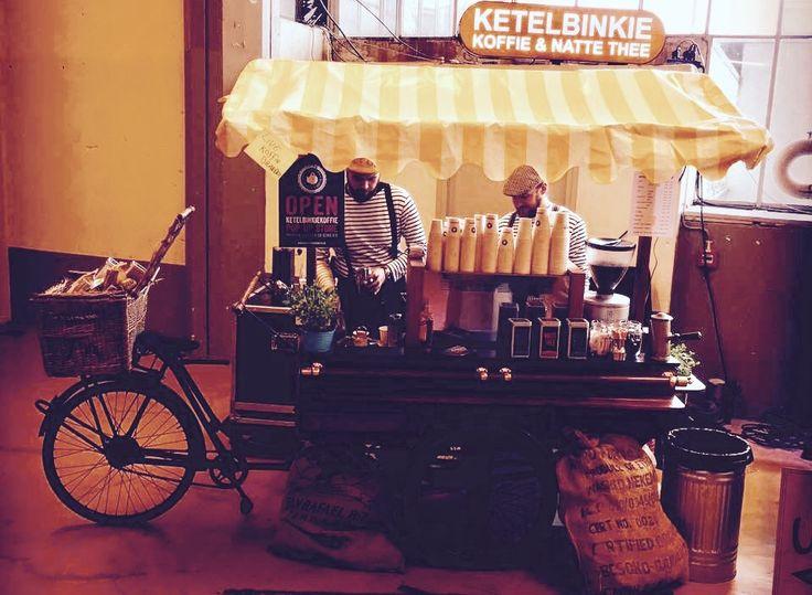 Koffie op z'n Rotterdamst!
