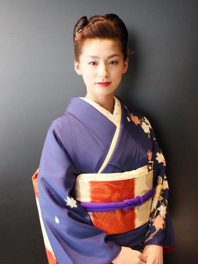 「カーネーション」から「大奥」まで2012年を駆け抜けた尾野真千子「夢は女優!」
