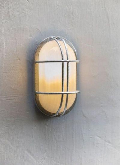 """Bullseye Buitenlamp """"St Ives Bulk Head Light""""   Steiger Verlichting"""