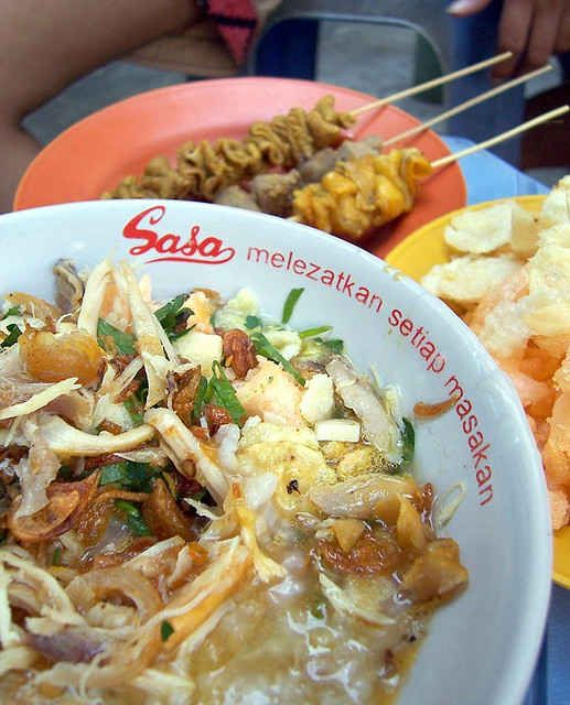 Bubur Ayam   30 Delicious Indonesian Dishes You Need To Try