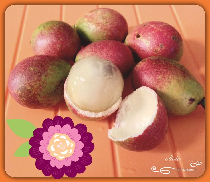 Matoa is a tropical fruit also known as Pometia Pinnata.