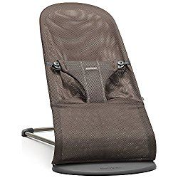 BABYBJORN Mesh Bouncer Bliss, Cocoa