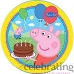 Peppa Pig Round Pinata