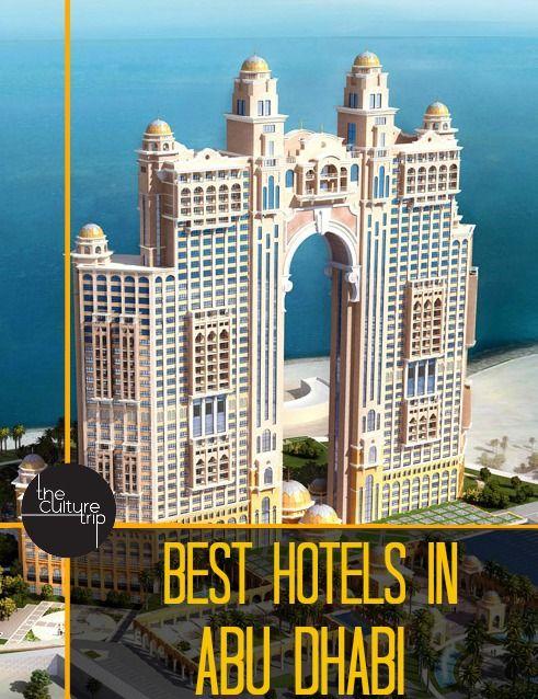 Più Di 25 Fantastiche Idee Su Fairmont Hotel Abu Dhabi