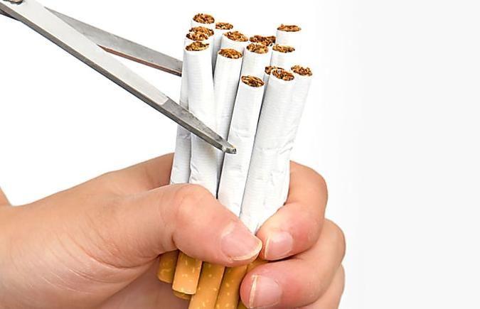 Rimedio con noci x smettere di fumare