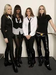 All Saints (Melanie Blatt, Shaznay Lewis, Nicole Appleton & Natalie Appleton)