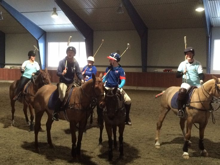 Polo, polo training, polo for our guests, Hotel Refsnes Gods.