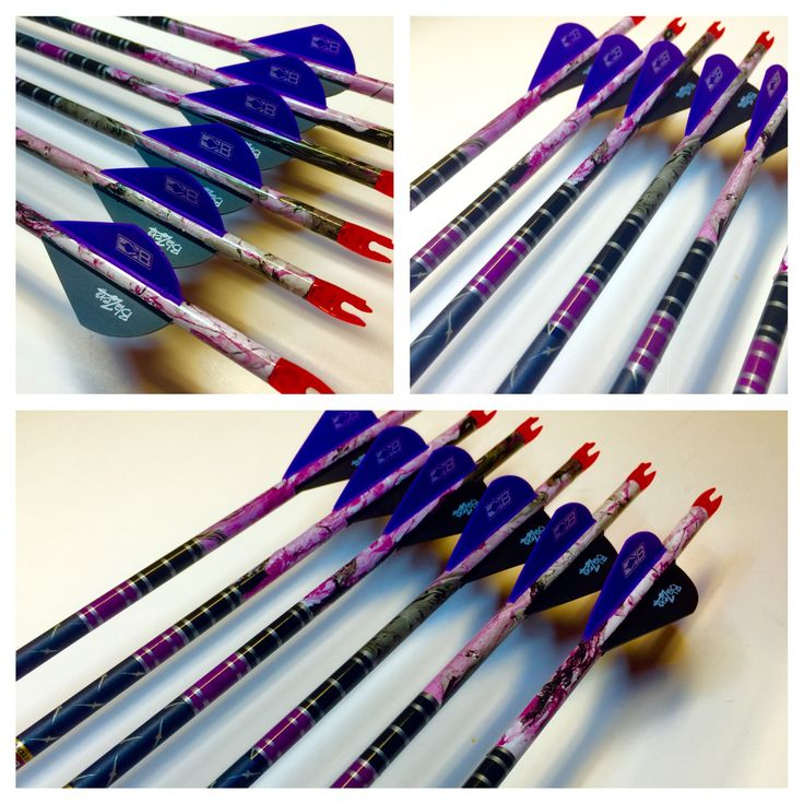 Custom Easton FMJ with a Black and Purple hydro-dip