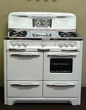 Vintage Classical Styled Retro Antique Gas Stoves I Have This Stove For My  Canning Kitchen Downstairs.