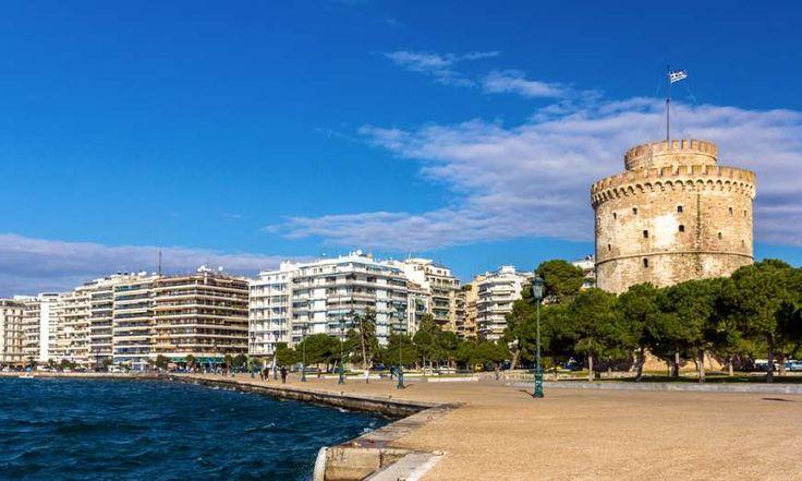 Tessalônica (Grécia) - Poucos sabem, mas Tessalônica - ou simplesmente Salônica - é a segunda cidade... - Shutterstock
