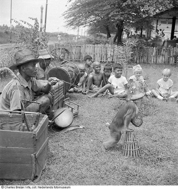 Topeng monyet indonesia jaman dulu