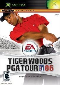 XBOX Game - Tiger Woods PGA Tour 06