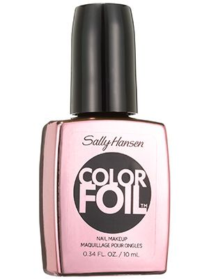 We can't stop staring at Sally Hansen Color Foil nail ...
