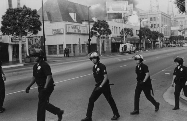 the los angeles riots of 1992 essay One of the recent and most significant riots took place on the streets of los  angeles on april 29, 1992 the case was controversial because rodney king  was a.