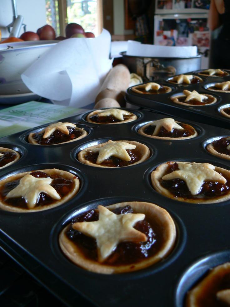 Australian Christmas Mince Pies