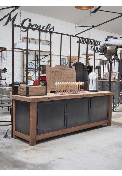 The 156 best images about Meubles on Pinterest Vintage industrial - exemple maison sweet home 3d