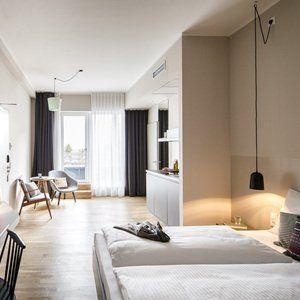 MÜNCHEN: Boutique Hotel BOLD Hotel - München, Deutschland