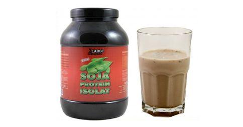 50 Tester für das Soja Protein Isolat von XLarge Nutrition