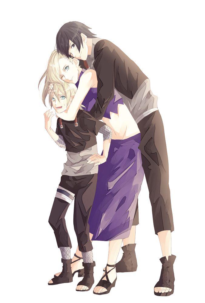 Saino with their son^_^