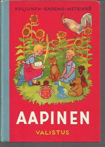 Aapinen, Kaljunen Aatto-Karemo Britta-Metsikkö Taimi 1967