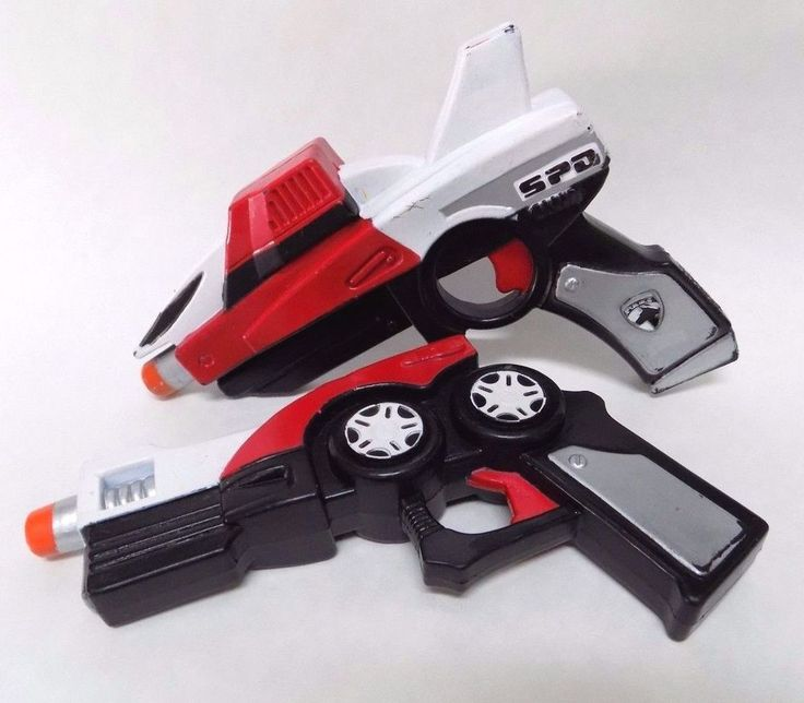 Power Rangers Delta Blaster
