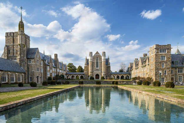 Berry College  25 of the most beautiful college campuses...