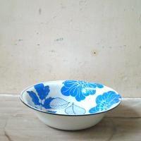 Enamel bowl 34cm