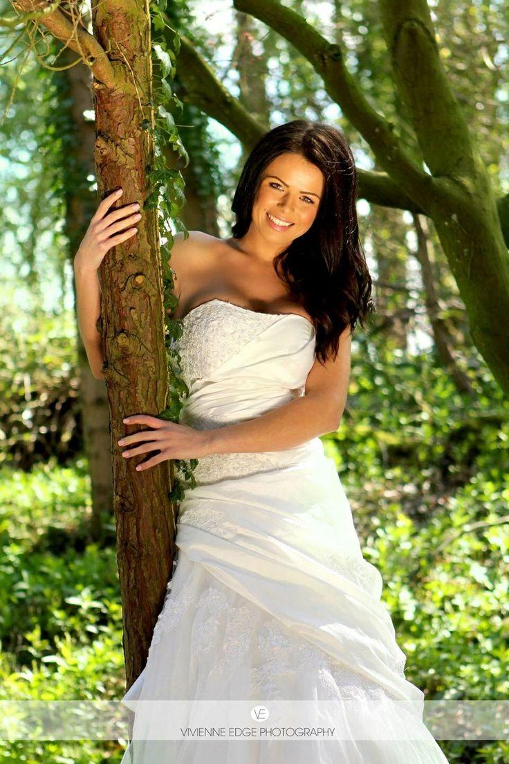 Beautiful bride lauren