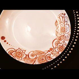 100均とらくやきマーカーで作る自分だけのお皿が可愛すぎる♡ - NAVER まとめ
