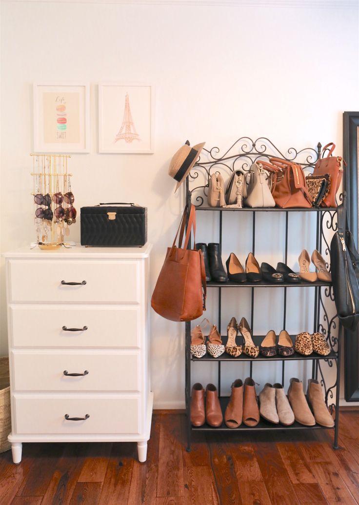 my closet room tour