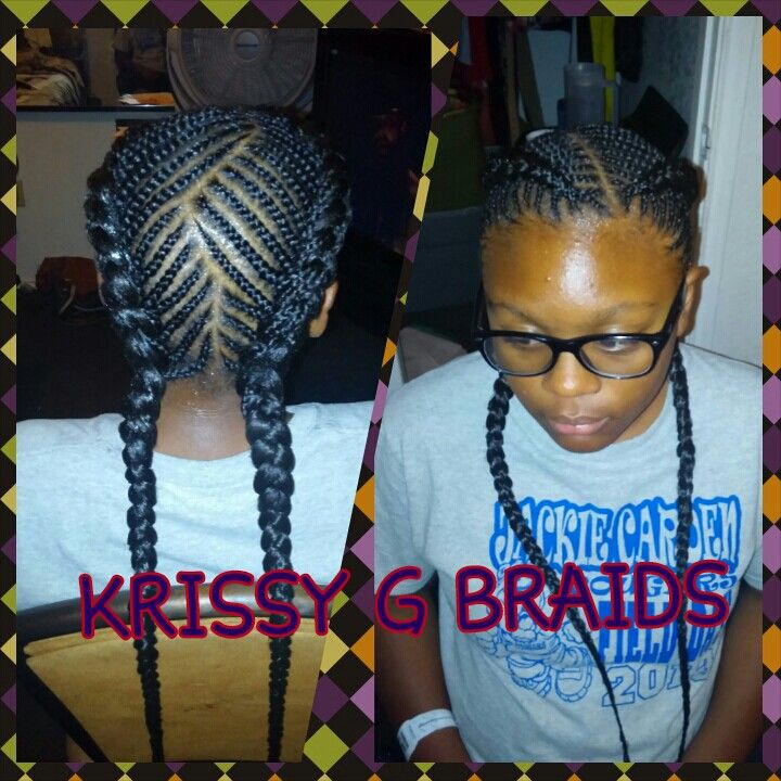 15 Iverson Braids Styles with Images  Beautified Designs