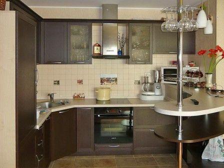 Устройство кухонь с небольшой площадью #маленькаякухня #интерьеркухни #дизайнинтерьера #дизайнкухни