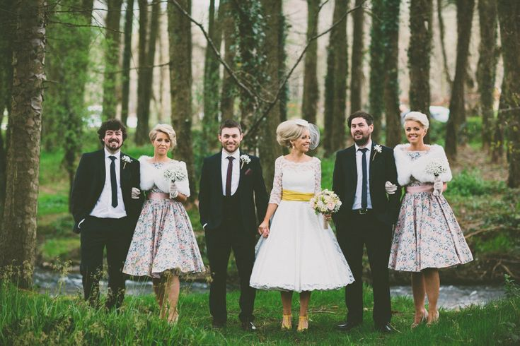 A Candy Anthony 50′s Style Frock and Traditional Celtic Blessings | Love My Dress® UK Wedding Blog