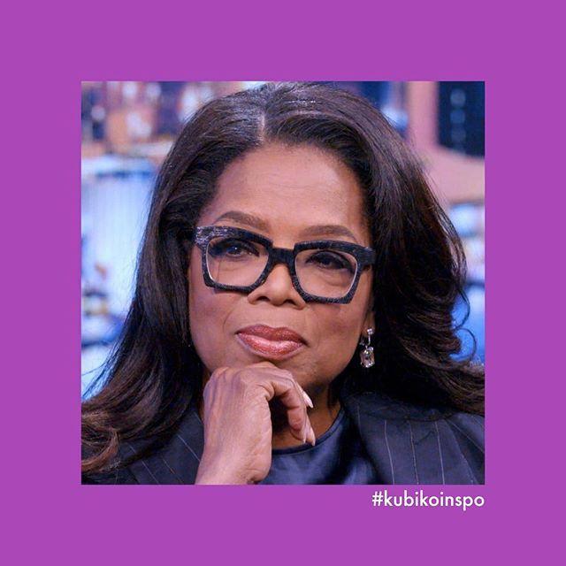 If you love @Oprah, you've got to watch her recent interview with David Rubenstein on @bloomberg 💅🏻💅🏼💅🏽💅🏾💅🏿#kubikoinspo  .  .  .  .  .  #oprah #oprahwinfrey #womeninbusiness #womenempowerment #blackgirlmagic #blackwomen #inspo #inspired #inspiration #inspirational