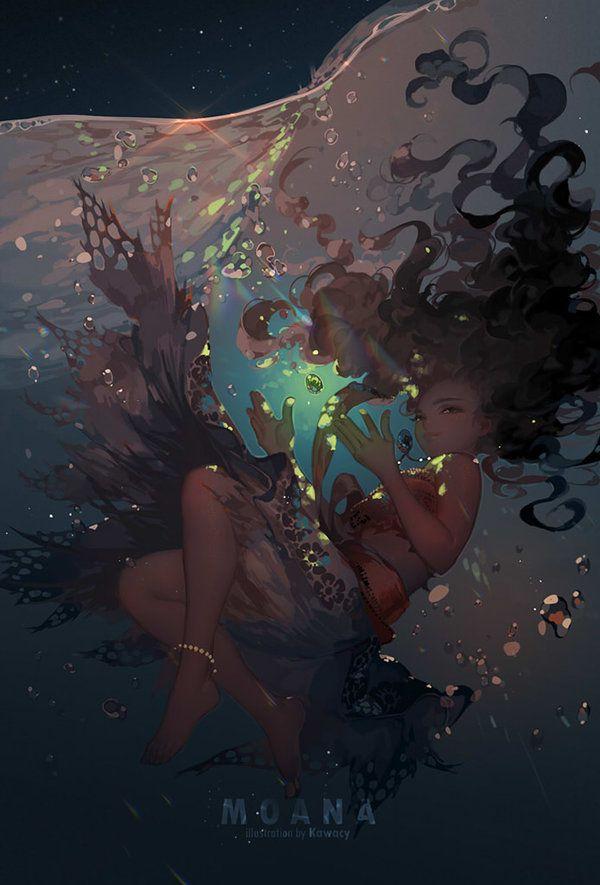 Heart of the Sea by kawacy on DeviantArt
