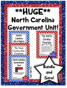 North Carolina for Teachers: This is a website with resources for teachers who are teaching about North Carolina's government.