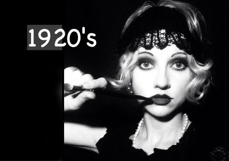 1920s Makeup Tutorial – Makeup Project