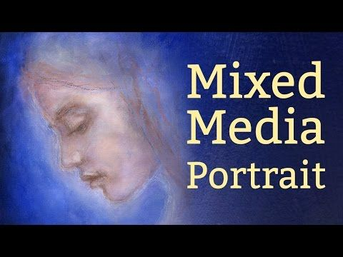 Hello there! Welcome to my YouTube channel. This is a place where I share my videos on art journaling and mixed media art, portraits, painting, drawing and m...