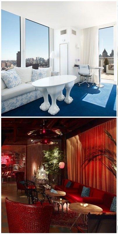 #Nomo_Soho_Hotel #New_York #USA http://en.directrooms.com/hotels/info/10-174-3446-164481/