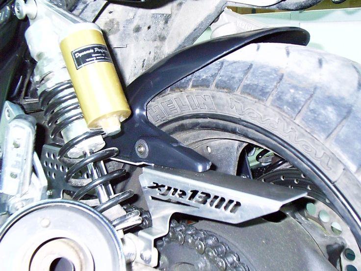 Puig pour le modèle de moto Yamaha XJR1300 2008 | Puig