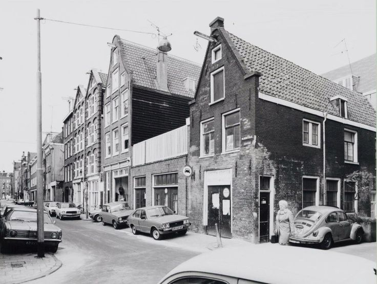 Bloemstraat Amsterdam (jaartal: 1980 tot 1990) - Foto's SERC