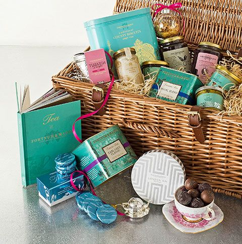 The English Essentials Hamper - Fortnum & Mason