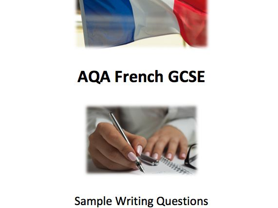 as french aqa essay questions Home discussions french a2 aqa can someone give me some examples of varied structures i could use in my writing for the essay.