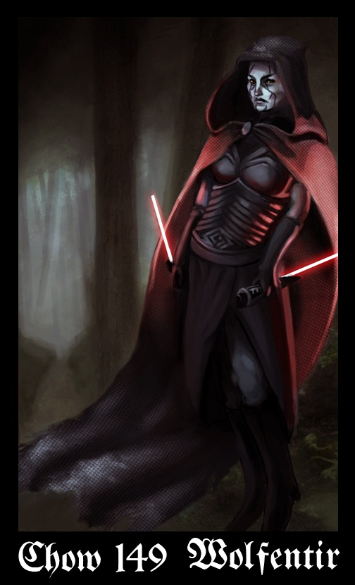 Female Sith Lord