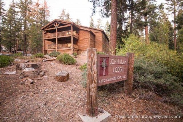 John Muir Lodge