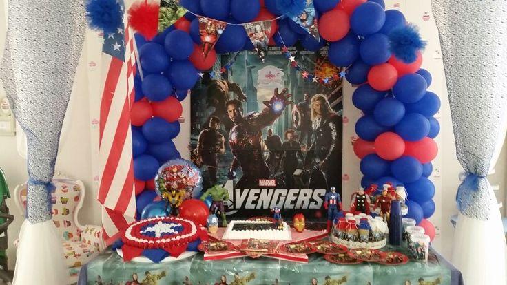 Tema Avengers