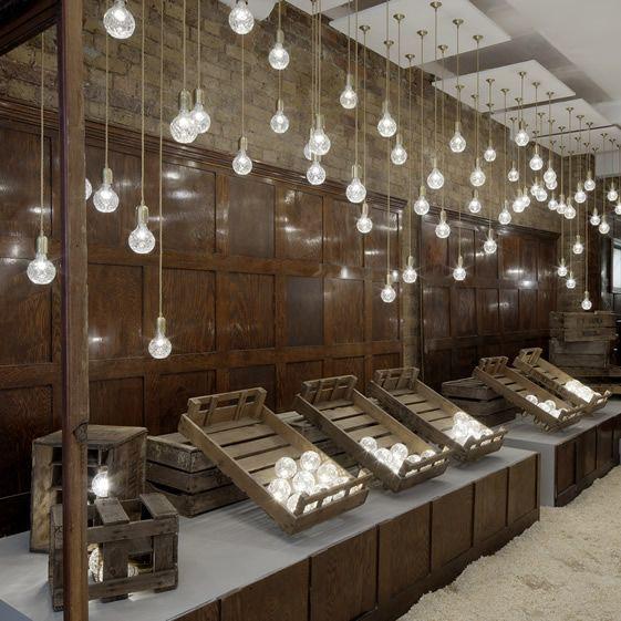 Lee Broom's Crystal Bulb Shop | We Heart