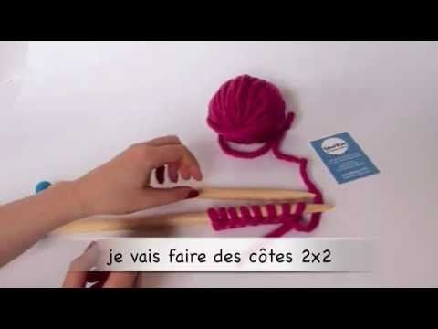 # Tricot # Comment faire des côtes by WoolKiss